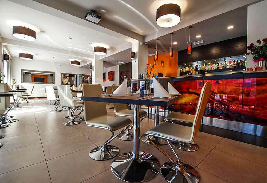 Hotel Emocja Uniescie Polnische Ostsee Bar