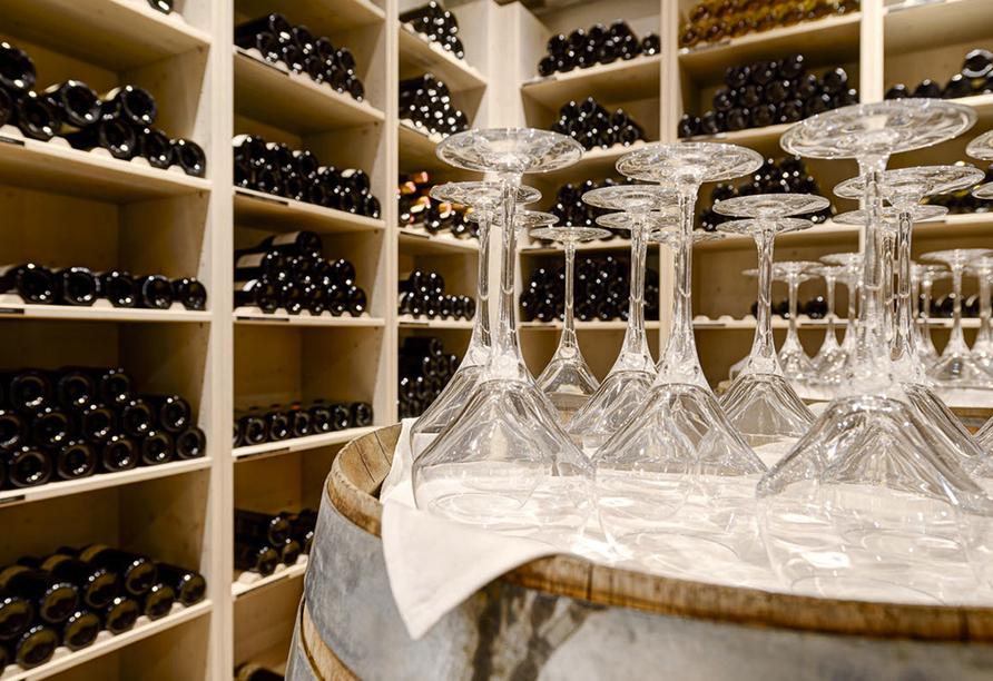 Das Schäfer in Fontanella, Weinbar
