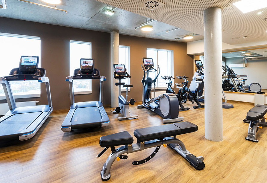 Holiday Inn Hamburg - City Nord, Fitnessraum