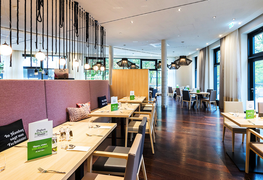 Holiday Inn Hamburg - City Nord, Restaurant