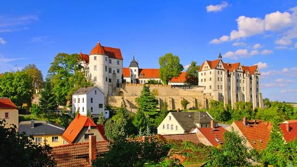 Hotel Alte Klavierfabrik in Meißen, Schloss Nossen