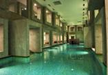 Hotelkomplex Rimske Terme in Rimske Toplice, Badelandschaft