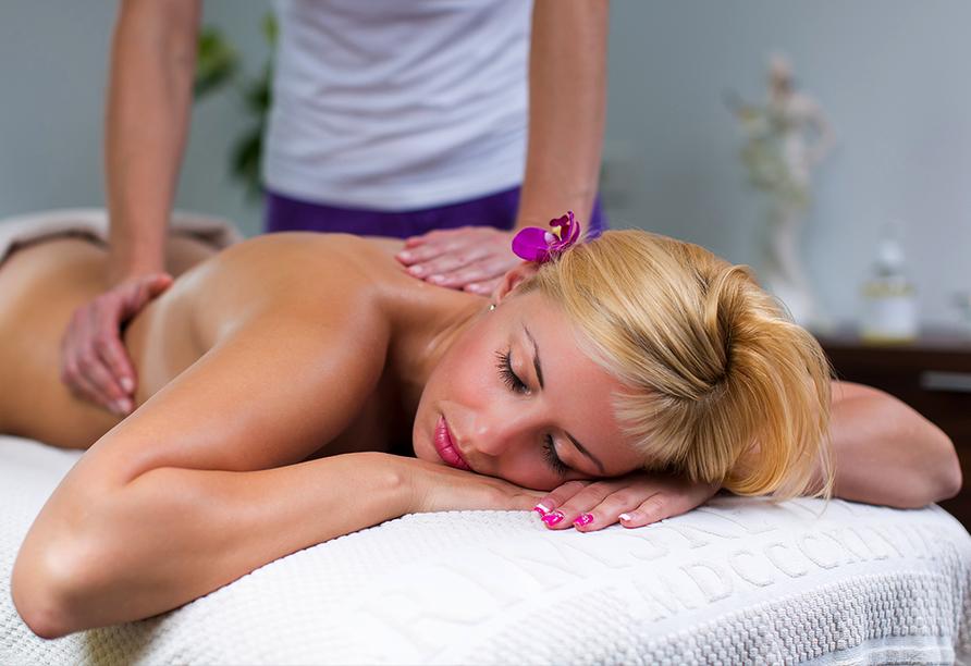 Hotelkomplex Rimske Terme in Rimske Toplice, Massage