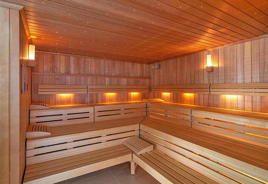 Hotel Hanseatischer Hof, Sauna