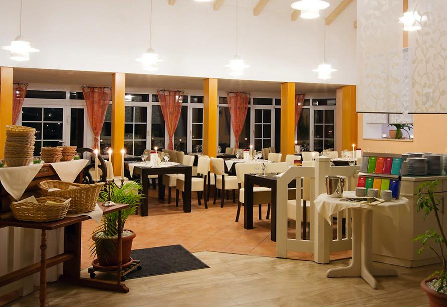 Ferien Hotel Spreewald, Hotelrestaurant