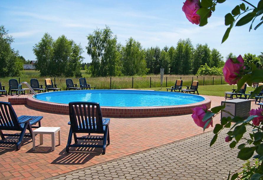 Ferien Hotel Spreewald, Außenpool