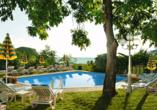 Hotel Panorama in Costermano, Außenpool