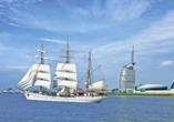 Nordsee Hotel Bremerhaven-Fischereihafen, Hafen