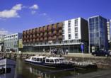 Nordsee Hotel Bremerhaven-Fischereihafen, Außenansicht