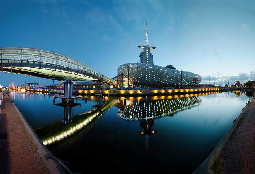 Nordsee Hotel Bremerhaven-Fischereihafen, Klimahaus