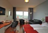 Nordsee Hotel Bremerhaven-Fischereihafen, Familienzimmerbeispiel
