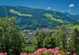 Aparthotel Ferienalm, Schladming, Steiermark, Österreich, Aussicht