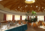 Hunguest Hotel Pelion in Tapolca, Frühstücksbereich