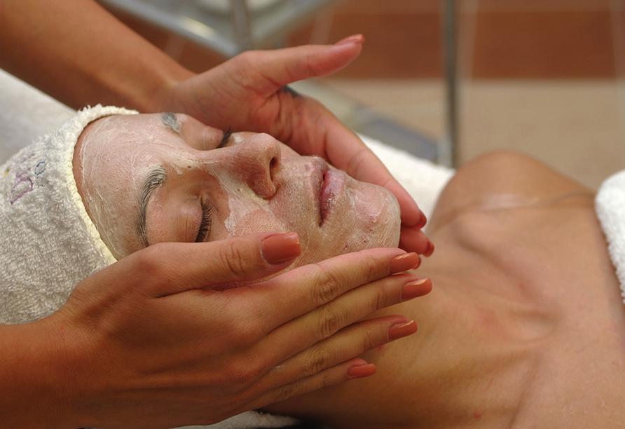 Hunguest Hotel Pelion in Tapolca, Massage