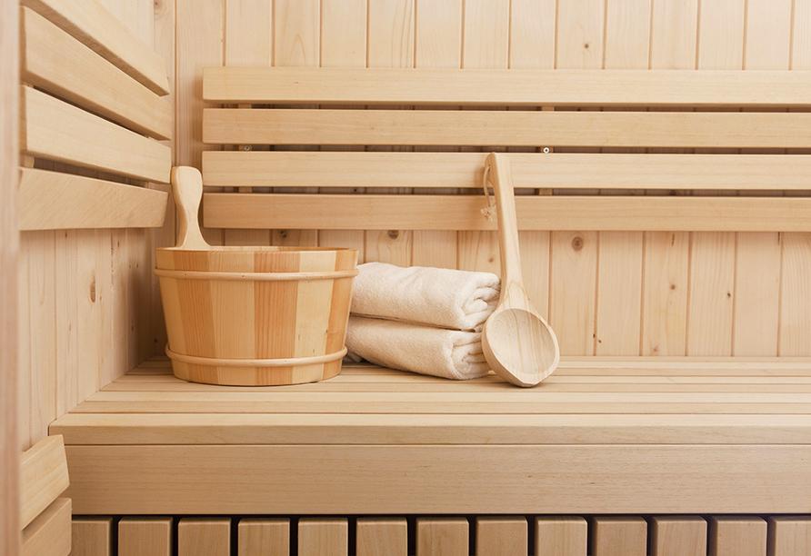 Soibelmanns Hotel Rügen, Sauna