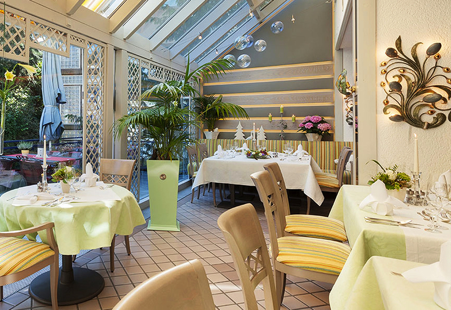 Rüters Parkhotel in Willingen, Restaurant