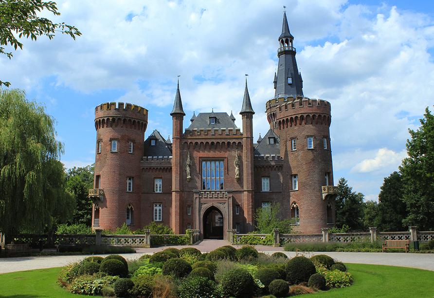 Hotel de Poort, Schloss Moyland