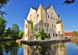 Pentahotel Chemnitz in Sachsen, Wasserschloss Klaffenbach
