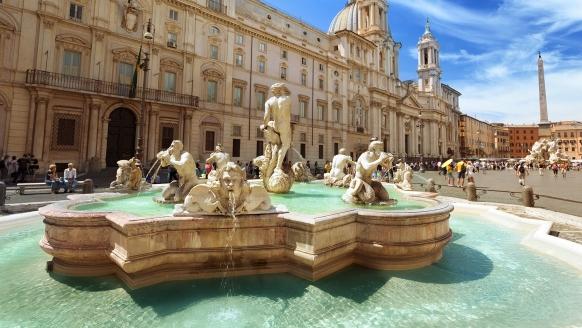 Hotel Villa Grazioli in Rom, Piazza Navona