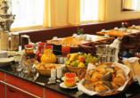 SORAT Hotel Cottbus, Frühstück
