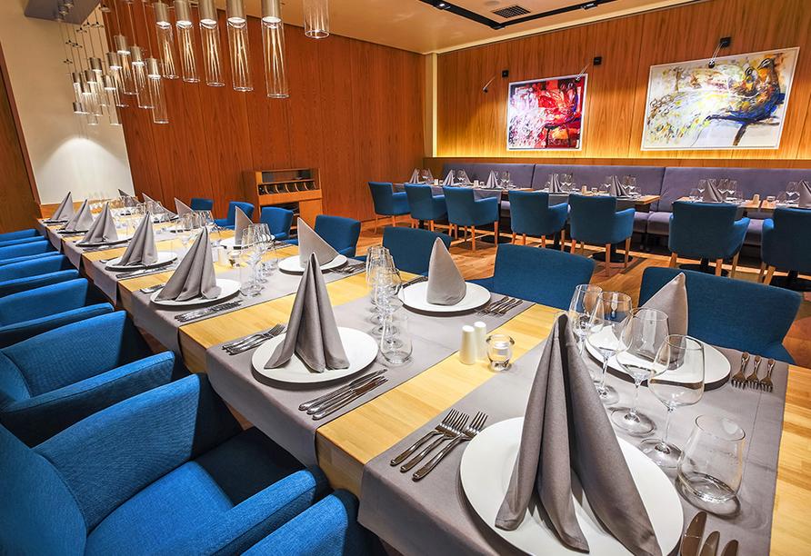 Grand Hotel Suhl, Restaurant