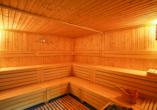 Grand Hotel Suhl, Sauna