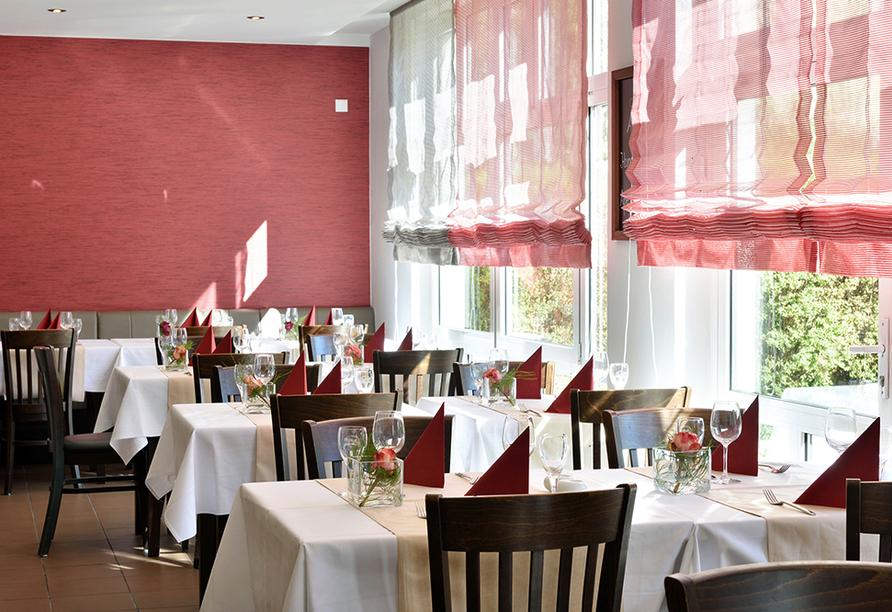 das seidl Hotel & Tagung in Puchheim bei München, Frühstücksraum