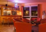 Hotel Kammweg in Neustadt am Rennsteig, Bar