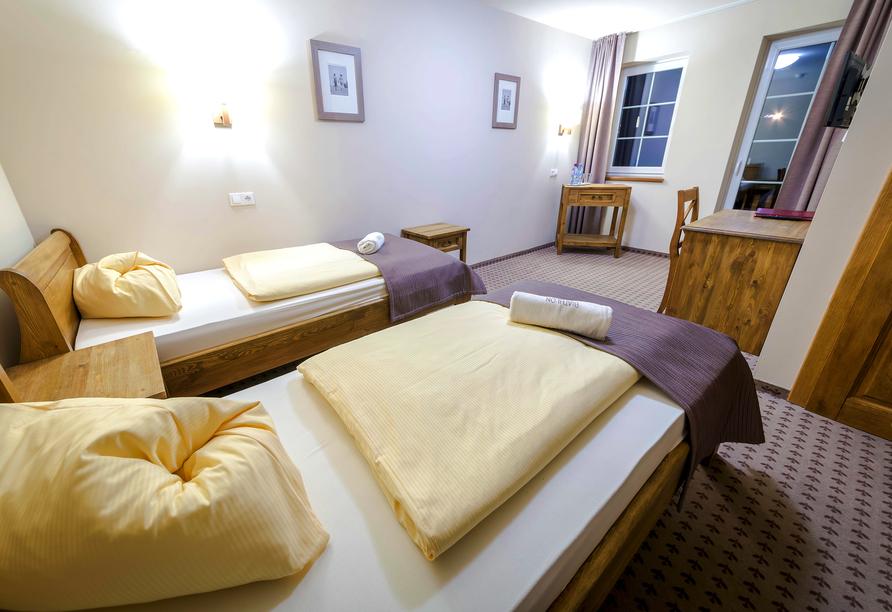 Hotel Biathlon Sport & Resort, Doppelzimmer
