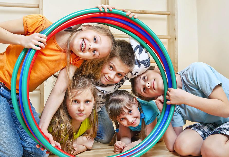Reiterhof Runding, Kinderbetreuung