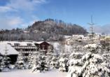 Reiterhof Runding, Winteransicht