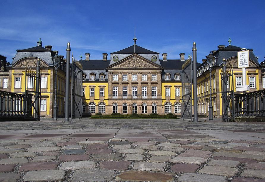 Hotel Zur Igelstadt in Lichtenfels-Fürstenberg im Hessischen Bergland Bad Wildungen