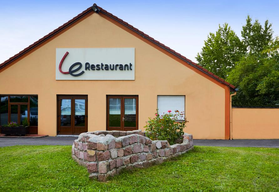 Hotel Campanile Colmar Parc des Expositions im Elsass, Le Restaurant