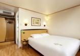 Hotel Campanile Colmar Parc des Expositions im Elsass, Doppelzimmerbeispiel