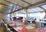 Hotel Campanile Colmar Parc des Expositions im Elsass, Restaurant