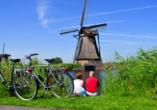 Sterntour rund um Purmerend, Windmühlen