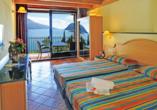 Hotel La Limonaia Gardasee, Zimmer