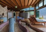 Hotel La Limonaia Gardasee, Kneippbecken