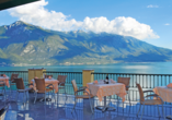 Hotel La Limonaia Gardasee, Terrasse