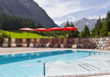Sport & Vitalhotel Seppl in St. Leonhard im Pitztal Tirol, Aussenpool