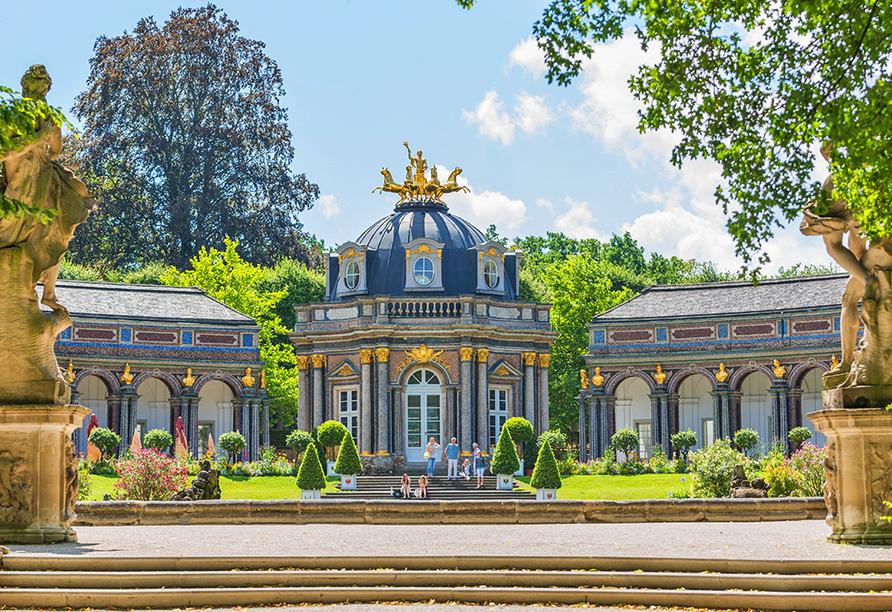 SOIBELMANNS Hotel Alexandersbad, Neues Schloss Eremitage in Bayreuth