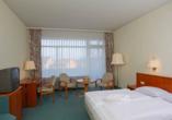 SOIBELMANNS Hotel Alexandersbad, Beispiel Doppelzimmer Standard