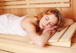 Mühl Vital Resort, Sauna
