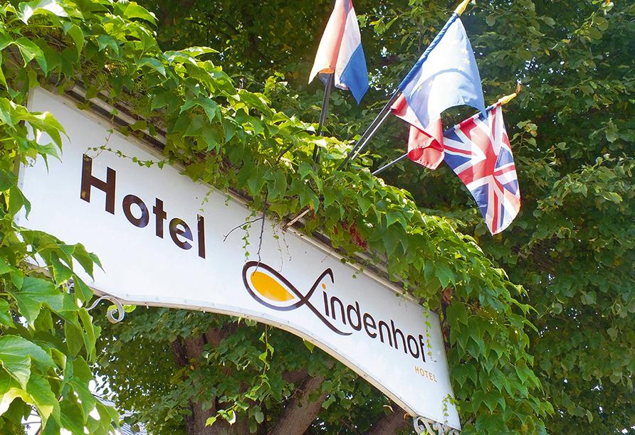 Herzlich willkommen im Hotel Lindenhof in Osterspai.