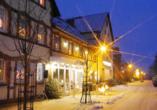 Genießen Sie winterliche Gemütlichkeit im City Hotel Welzow!