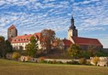 Hotel Rodebachmühle in Georgenthal im Thüringer Wald, Ausflugsziel Erfurt