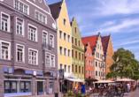 Hotel Domizil in Ingolstadt Bayern, Altstadt