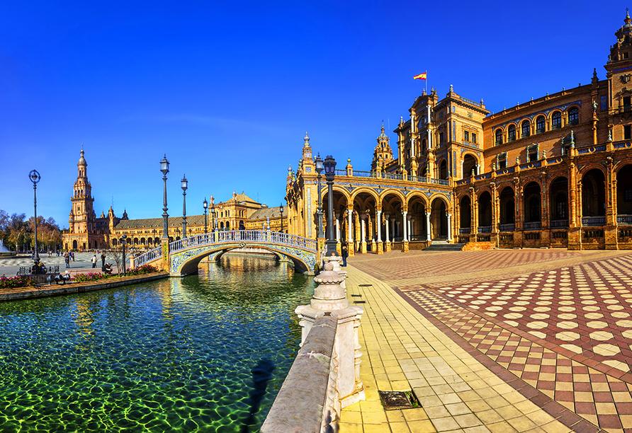 Hotel Vasco da Gama in Monte Gordo, Sevilla
