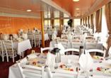 MS Alexander Borodin, Restaurant