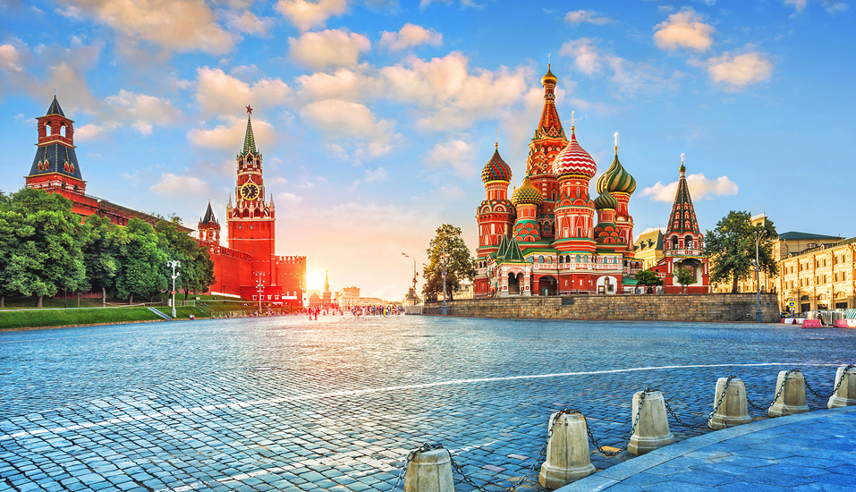 MS Alexander Borodin, Moskau